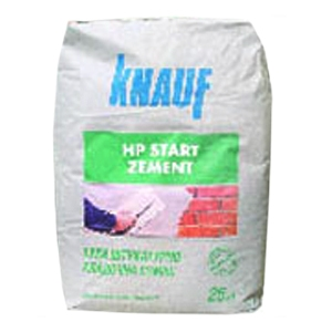 Штукатурка KNAUF HP START ZEMENT (КНАУФ НР СТАРТ ЦЕМЕНТ) 25кг