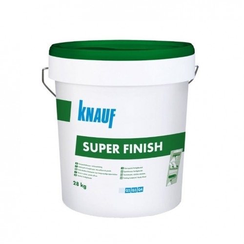 Шпаклевка KNAUF SHEETROCK SUPER FINISH (Кнауф Шитрок Супер Финиш), 28 кг беспещанка